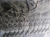 Барелефите са като книга, разказват история от ляво надясно