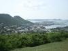 St. Maarten от високо