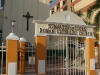 Ужасно много църкви на всякакви религии имаше из целият остров
