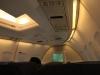 Предната част на кабината на Boeing 747