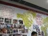 И цялата стена със снимки
