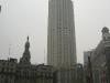 Шанхай и типичният смог