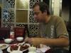 Първи китайски обяд в китай