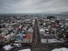 Изглед над града от църквата