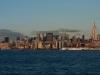 Манхатън по залез