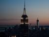 Манхатън от високо
