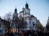 Прага и тълпите