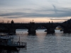 Карлов мост по залез