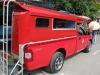 Уникалното превозно средство - songthaew, каросерия с 2 успоредни пейки