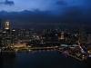 Изглед от Marina Bay Sands