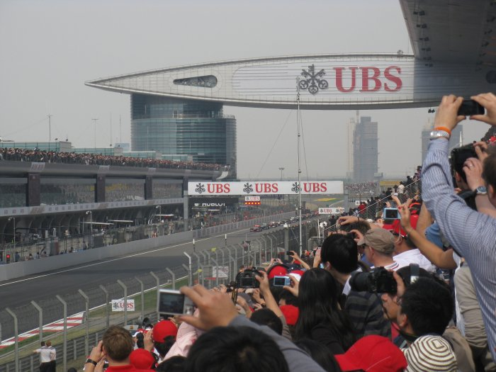 Grand Prix of China 2011