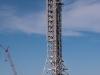 Хангара за сглобяване на ракетите